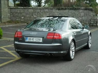 2008 Audi S8 For Sale by 2008 Audi S8 For Sale For Sale In Bray Wicklow From Aceautos