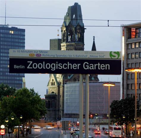 Der Zoologische Garten Berlin by Kriminalit 228 T Das Sind Die Gef 228 Hrlichsten U Bahnh 246 Fe In