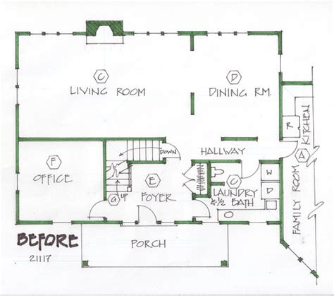 empty nest floor plans empty nester floor plans house design