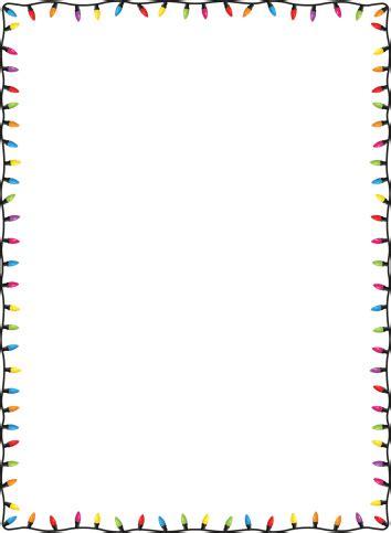 lights page border light border clip 6132