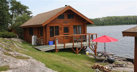 Cabin Rentals by Cabin Rentals Housekeeping Sunset Country Ontario Canada
