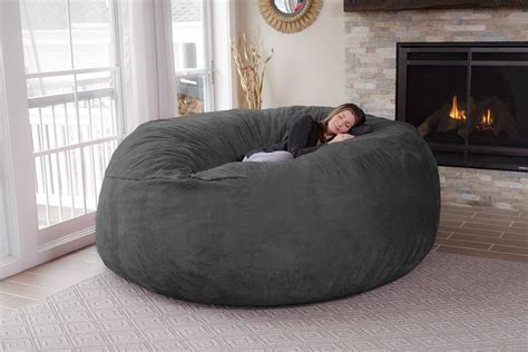 Pouf Bean Bag Chairs by Chill Bag Le Pouf G 233 Ant Multiplace