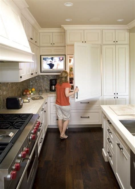 tv in kitchen ideas best 25 tv in kitchen ideas on kitchen tv traditional microwave ovens and