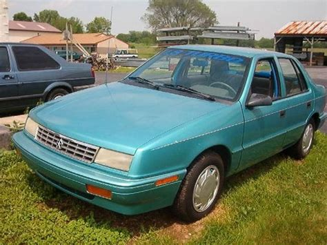 1993 plymouth sundance pictures cargurus
