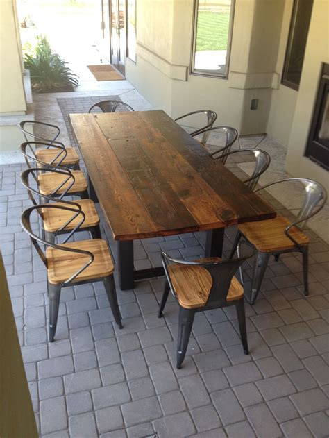 outdoor dining room furniture 25 best ideas about outdoor dining tables on