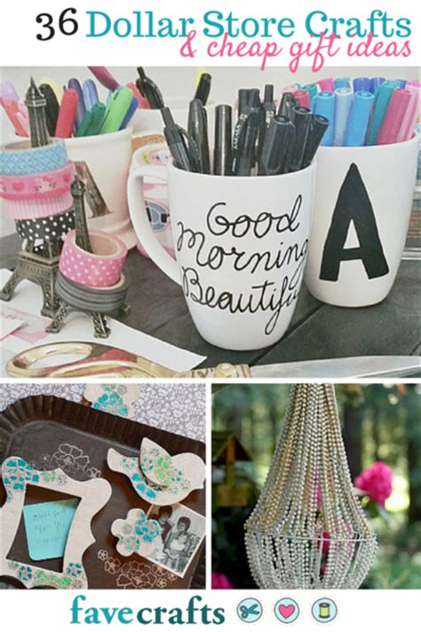 cheap craft gifts 36 dollar store crafts and cheap gift ideas favecrafts