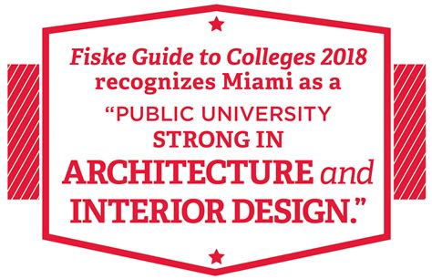 fiske guide to colleges 2018 academic affairs miami