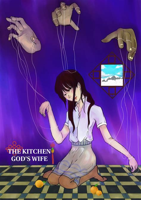 The Kitchen Gods Wife by Kgw The Kitchen God S Wife By Debuccino On Deviantart