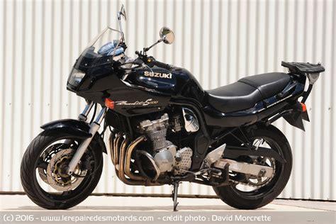 2000 Suzuki Bandit 600 by Essai Suzuki Bandit 600 S