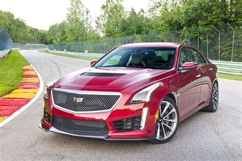 New Cadillac Cts V 2015 by 2016 Cadillac Cts V Drive Review Gm Authority