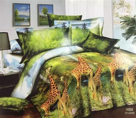 giraffe bedding popular giraffe bedding buy cheap giraffe bedding lots