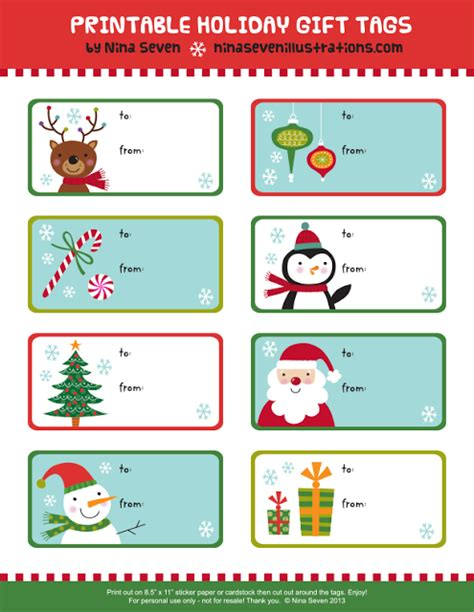 gift labels print free be different act normal free printable gift tags