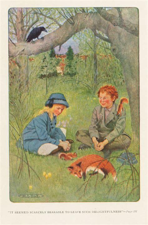 Der Heimliche Garten by File Houghton Ac85 B9345 911s Secret Garden 1911