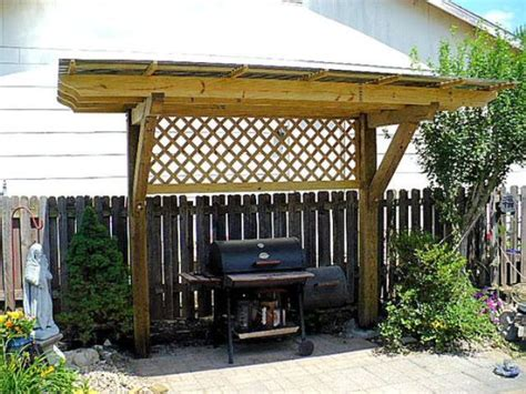 how to make pergola roof 21 grill gazebo shelter and pergola designs shelterness