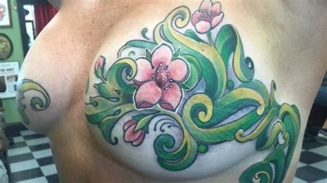 show us your mastectomy tattoos