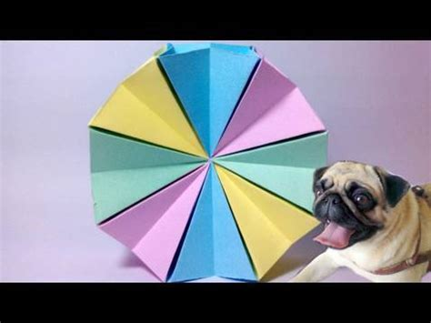 how to make a origami magic circle origami magic circle