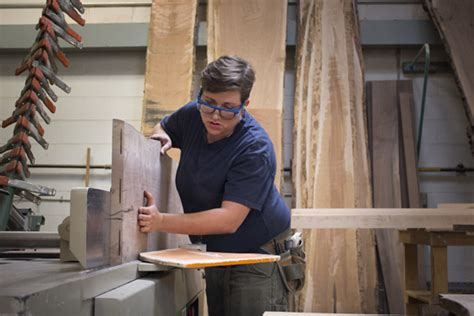 woodworking apprentice wood shop the joinery portland oregon