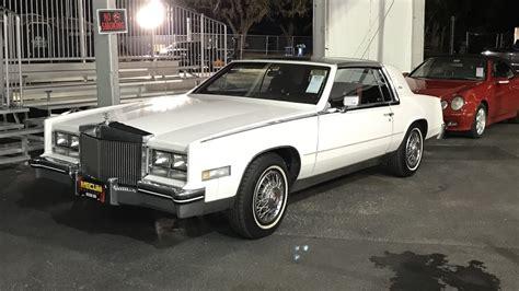 1985 Cadillac Coupe by 1985 Cadillac Eldorado Biarritz Coupe U203 Kissimmee 2018