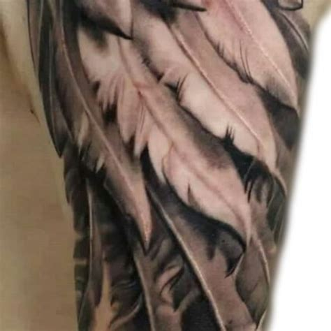 unique angel tattoos