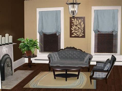 paint colors for living room brown brown living room color schemes your home