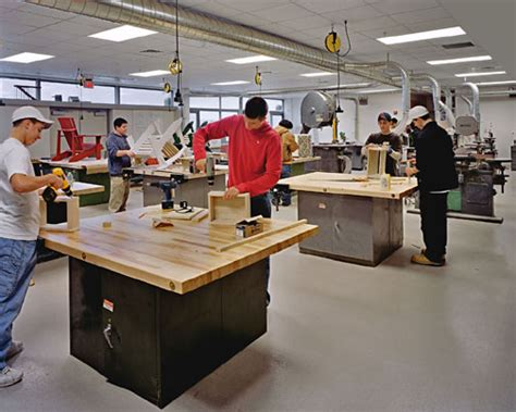 woodworking colleges woodwork wood shop class pdf plans