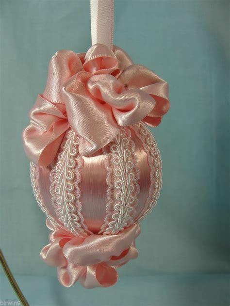 ribbon bead tree ornaments 17 migliori immagini su palle di natale su
