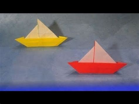 san boat origami how to make an easy origami boat