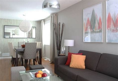 neutral paint color for small room small living room dining room set room decorating ideas