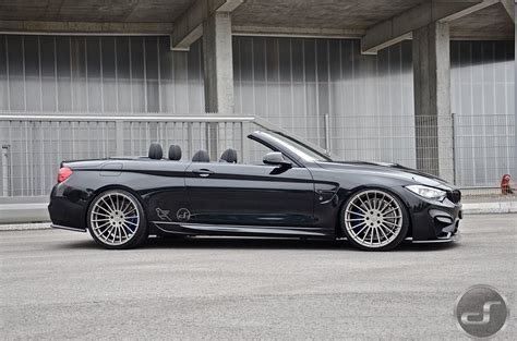 Bmw M4 Hp by 540 Hp Bmw M4 Convertible By Ds Auto