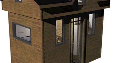 nook house the nook tiny house design and plans