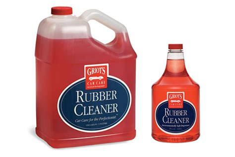 rubber st cleaner griot s garage rubber cleaner griots vinyl rubber cleaner