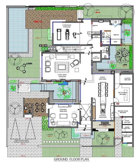villa plan 462 best images about drawings plans on house