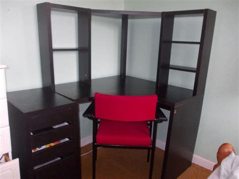 corner desk with shelves and drawers furniture floating wooden corner desk with shelves in