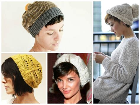 how to wear a knit hat knit beanie with hair hair world magazine