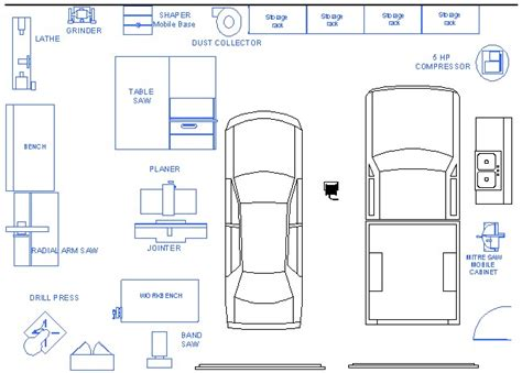 garage woodworking shop layout doing by wooding cool small woodshop plans layouts