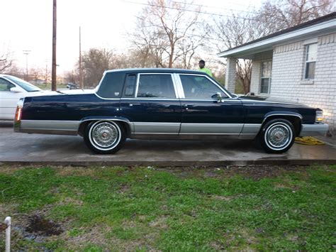 1992 Cadillac Brougham For Sale by Eltonr1 S 1992 Cadillac Brougham In Bryan Tx