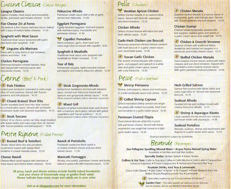 m olive garden nutrition garden olive garden menu prices garden for your inspiration wpmea org