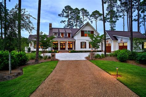 farmhouse style house exquisite south carolina farmhouse evoking a low country style