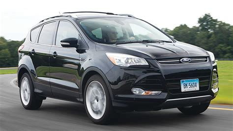 2013 Ford Escape Recall by Ford Recalls 500 000 Cars Suvs For Rollaway Risk