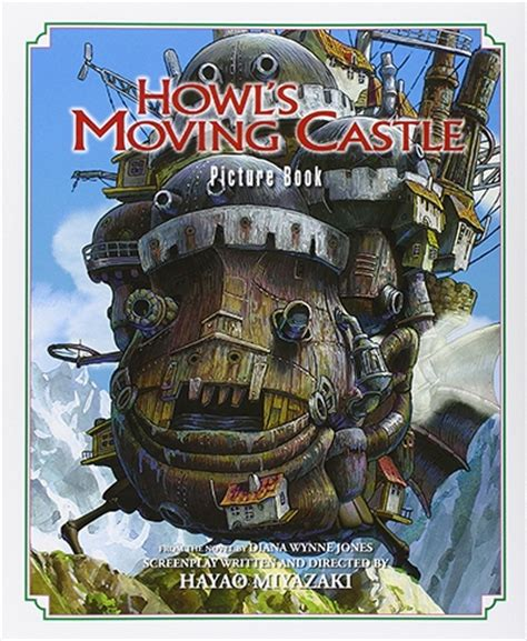 howls moving castle picture book howls moving castle picture book hayao miyazaki delfi