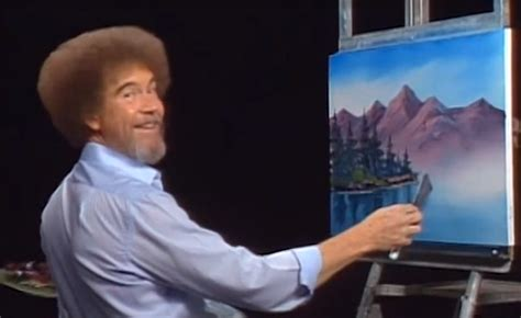 bob ross painter 20 known happy facts about bob ross