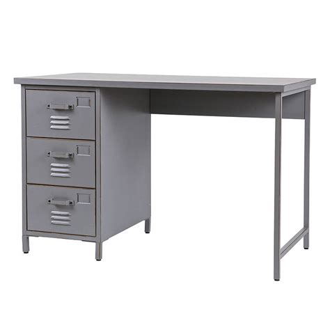kids vintage style metal desk by cuckooland   notonthehighstreet.com