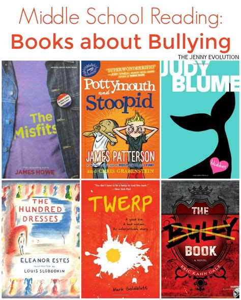 middle school picture books books about bullying for middle school the evolution