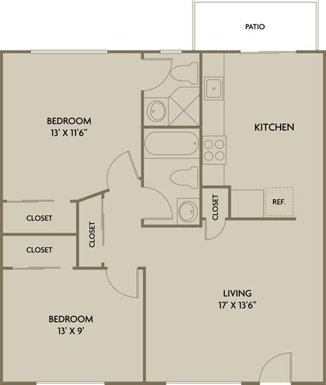two bedroom two bathroom house plans crboger two bedroom two bath house plans 2 bedroom