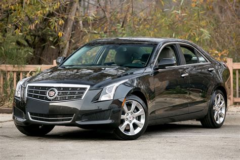 2013 Cadillac Ats Review by 2013 Cadillac Ats Our Review Cars
