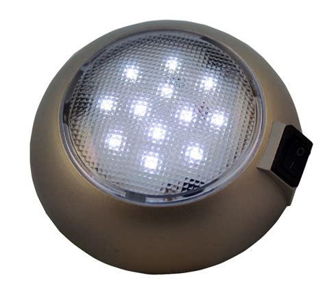 battery lights 4 5 quot led battery powered dome light magnetic base