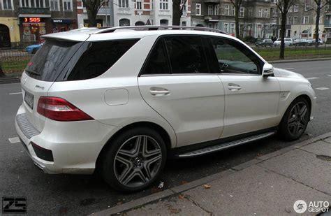 Ml Mercedes by Mercedes Ml 63 Amg W166 20 November 2016 Autogespot