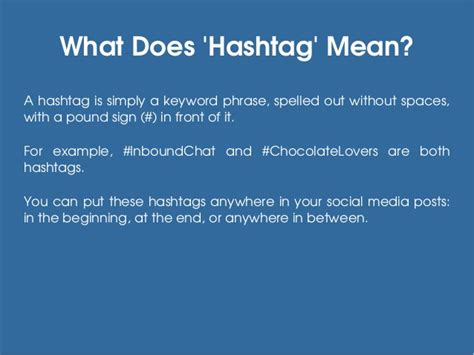 what does hashtag what does hashtag 28 images what is a hashtag propel