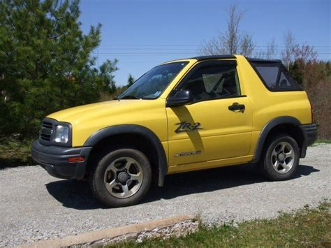 2003 chevrolet tracker information and photos momentcar