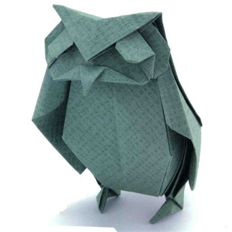 paper owl origami 78 best images about corujas origami on gift